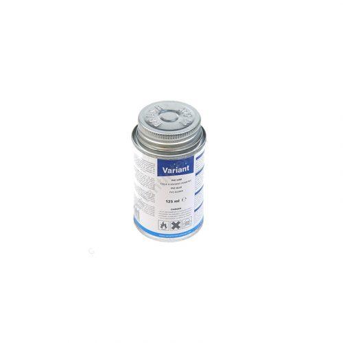 Kleber für ABS- und PVC-Kunststoff 125g Dose.