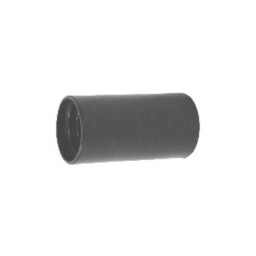 Diese schwarze Verbindungsmuffe ist das Verbindungsstück zwischen Ihrem bestehenden Saugschlauch und dem Verlängerungsschlauch.