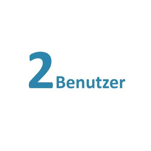2 Benutzer