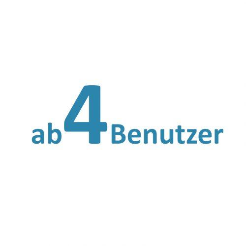 Ab 4 Benutzer